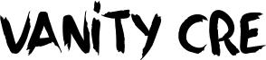 Vanity Cre Font