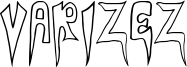 Varizez Font