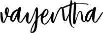 Vayentha Font