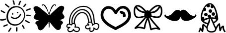 VBdings Font