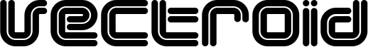 Vectroid Font