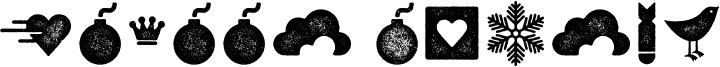 Veneer Extras Font