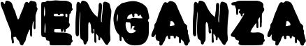 Venganza Font