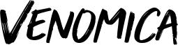 Venomica Font