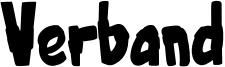 Verband Font
