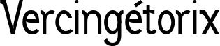 Vercingétorix Font