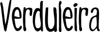 Verduleira Font