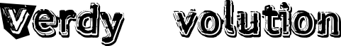 Verdy Évolution Font