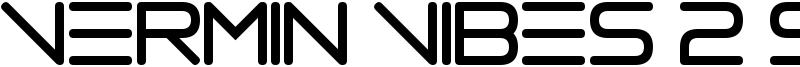 Vermin Vibes 2 Soft Font