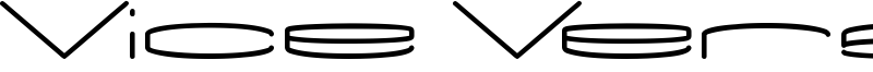 Vice Versa Font