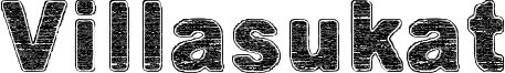 Villasukat Font