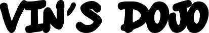 Vin's Dojo Font