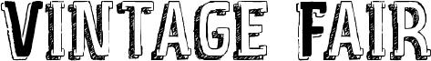 Vintage Fair Font