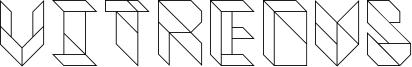 Vitreous Font