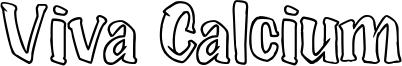 Viva Calcium Font