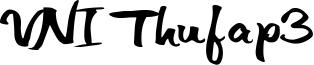 VNI Thufap3 Font