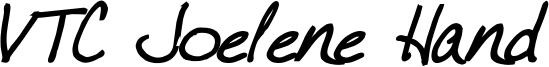 VTC JoeleneHand Bold Italic.ttf