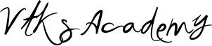 Vtks Academy Font
