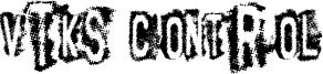 VTKS Control Font