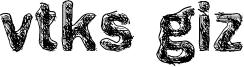 Vtks Giz Font