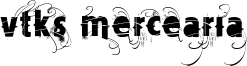 Vtks Mercearia Font