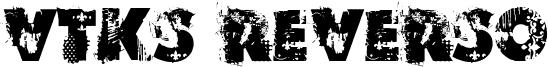 VTKS Reverso Font