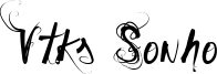 Vtks Sonho Font