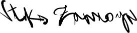Vtks Zamioyn Font