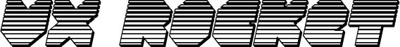 vxrocketchromeital2.ttf