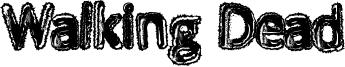 Walking Dead Font
