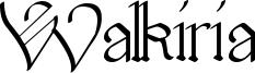 Walkiria Font