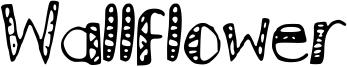 Wallflower Font