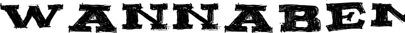 Wannabeme Font
