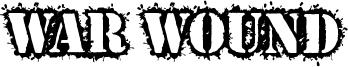 War Wound Font