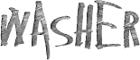 Washer Font