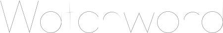 Watchword Font