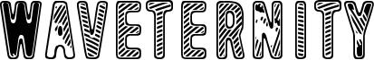 Waveternity Font