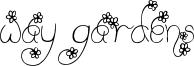 Way Gardens Font