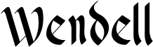 Wendell Font