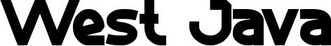 West Java Font