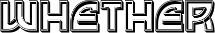 Whether Font