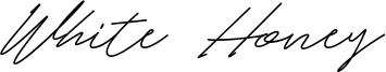 White Honey Font