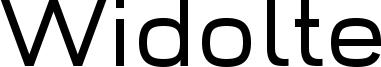 Widolte_Regular_demo.otf