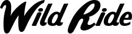 Wild Ride Font