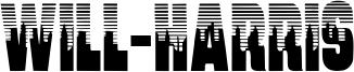 Will-Harris Font