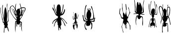 FE Win Bugs Font