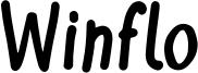 Winflo Font