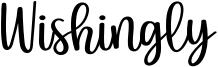 Wishingly Font