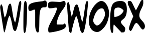 Witzworx Font