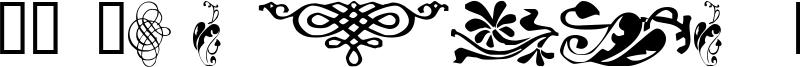 WM Designs 1 Font